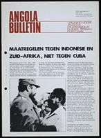 Angola bulletin, Vol. 14, No. 5