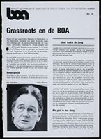[Amandla: BOA committee pages, May 1985]