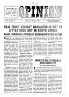 Indian Opinion Vol.55 No.41 Oct 1957