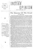 Indian Opinion Vol.50 No.37 Sep 1952