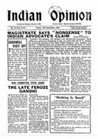 Indian Opinion Vol.58 No.37 Sep 1960