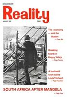 Reality Vol. 24 No. 4 Aug 1992