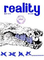 Reality Vol. 5 No. 2 May 1973