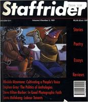 Staffrider Vol.9 No.3 1991
