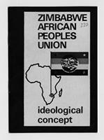 Zimbabwe African People's Union: ideological concept