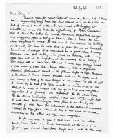 Handwritten letter from john reed to terence ranger on jstor handwritten letter from john reed to terence ranger altavistaventures Choice Image