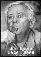Pamphlet on life and death of Joe Slovo