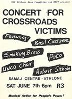 Concert for Crossroads victims