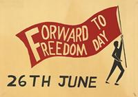 Forward to Freedom Day 26th June