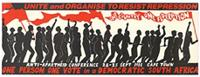 Unite and organise to resist repression