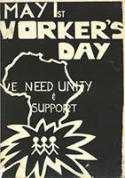 May 1st Worker's Day