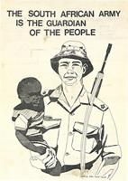 The South African Army is the guardian of the people