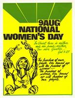 9 Aug : National Women's Day