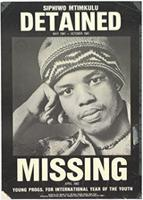 Siphiwo Mtimkulu : Detained : Missing