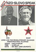 Rally : Nzo-Slovo speak