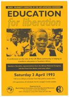 Education for liberation
