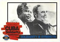 Southern African Cuba Solidarity Conference