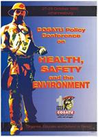 COSATU Policy Conference on Health, Safety and the Environment