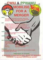 Mobilise for a merger
