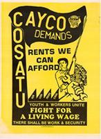 CAYCO/COSATU demands rents we can afford