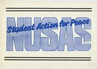 Student Action for Peace: NUSAS