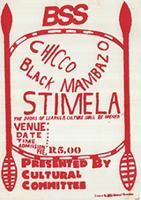 BSS: Chicco Black Mambazo Stimela: The Doors of Learns & Culture Shall Be Opened