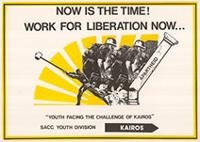 Now is the time: Work for liberation now