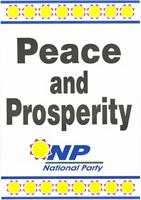 Peace and prosperity