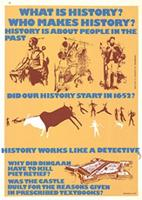 What is history? : Who makes history? : History is about people in the past