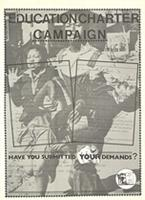 Education charter campaign
