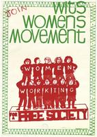 Join Wits womens movement