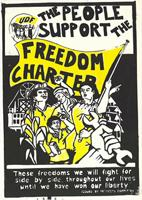 The people support the freedom charter