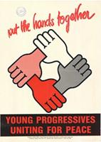 Young progressives uniting for peace