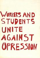 Workers and students unite against oppression