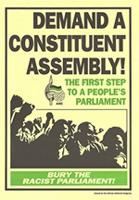 Demand a constituent assembly!
