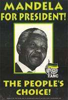 Mandela for president ! : The people's choice!