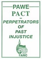 PAWE : PACT : Perpetrators of past injustice
