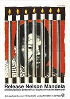 Release Nelson Mandela and all political prisoners of South Africa and Namibia!.