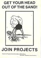 Get your head out of the sand!: Join projects