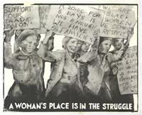 A woman's place is in the struggle
