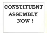 Constituent Assembly Now!