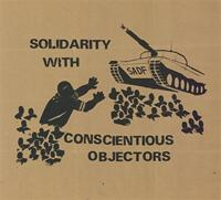 Solidarity with conscientious objectors