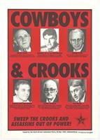 Cowboys and crooks