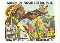 Women: we fought for the vote: now we must claim our rights