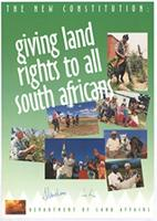 Giving land rights to all South Africans
