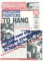 Sowetan: freedom fighters to hang