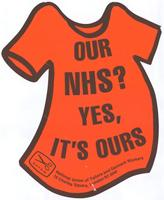 Our NHS?: yes, it's ours