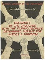 Solidarity of the churches with the Filipino people's determined pursuit for justice and freedom