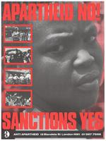 Apartheid no!: sanctions yes!