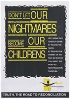 Don't let our nightmares become our childrens